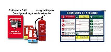pack prévention incendie pour les boutiques et commerces