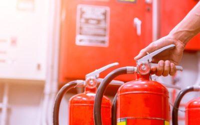 Prévention incendie pour boutique et commerce « START » Fourniture et installation sur site.