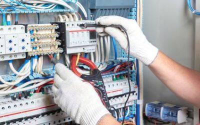 Vérification initiale de vos installations électriques – pour les locaux à partir de 250 M2.