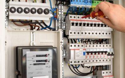 Vérification de vos installations électriques.